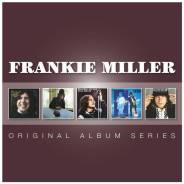 "5CD-box Frankie Miller ""5 original albums"" 1974-79 Germany"