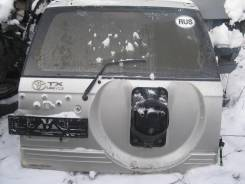 Дверь багажника. Toyota Land Cruiser Prado, RZJ95 Двигатель 3RZFE
