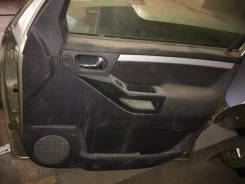 Обшивка двери. Opel Meriva