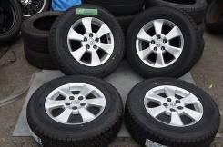 Колеса 215.70. R16 Hankook комплект новая Зима на Литье Тойота R-16!. 6.5x16 5x114.30 ET33 ЦО 73,1мм.