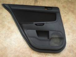 Обшивка двери. Mitsubishi Lancer X
