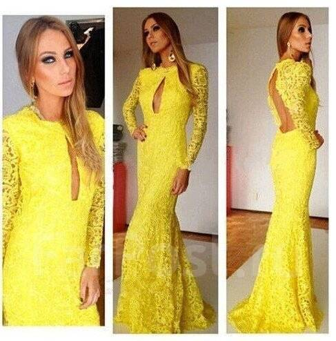 Гипюровое платья в пол фото