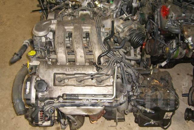 Двигатель KF-ZE для Mazda