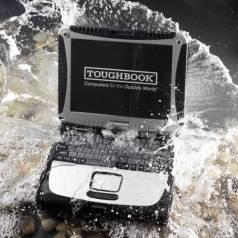 "Panasonic Toughbook CF-19. 10.1"", 1,1ГГц, ОЗУ 1024 Мб, диск 80 Гб, WiFi, Bluetooth, аккумулятор на 5 ч."