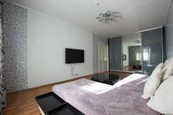 2-комнатная, улица Анны Щетининой 22. Снеговая падь, 54кв.м. Комната