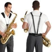 Саксофоны.