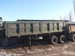 Прицеп а496, 1988. Самосвальный полуприцеп, 20 000кг.