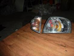 Габаритный огонь. Nissan Sunny, B15, FB15