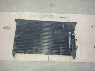 Радиатор кондиционера. Toyota Chaser, JZX90 Двигатель 1JZGTE