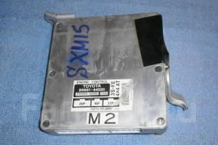Блок управления двс. Toyota Ipsum, SXM15G, SXM15