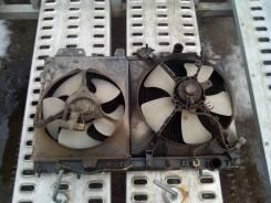 Вентилятор охлаждения радиатора. Mitsubishi Galant, E52A Двигатель 4G93