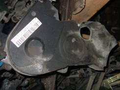 Крышка ремня ГРМ. Volkswagen Passat, B6 Двигатель BPY