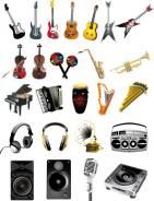 Доставка музыкальных товаров из Японии: гитары, усилители, колонки, др.