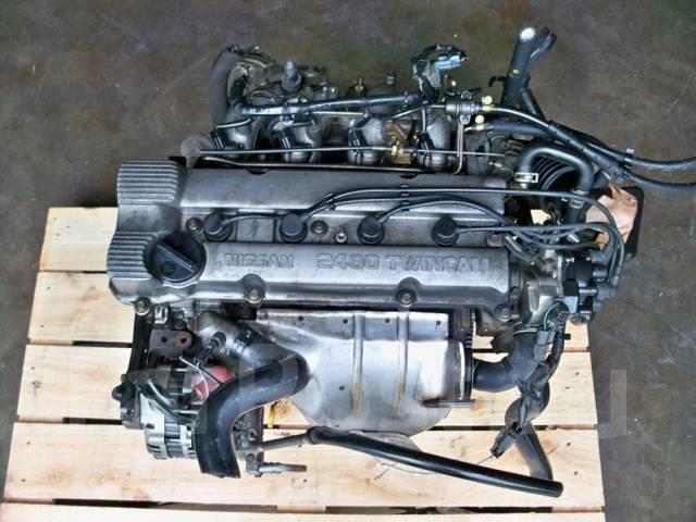 Двигатель KA24 для Nissan