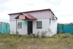 Продам здание с фундаментом и с земельным участком. Улица Ленина 42, р-н с.Волково, 37,0кв.м.