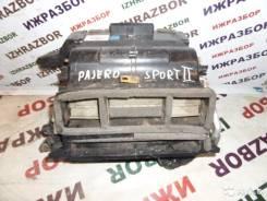 Корпус отопителя. Mitsubishi Pajero Sport, KH0 Двигатели: 6B31, 4D56