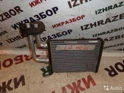 Радиатор отопителя. Mitsubishi Lancer