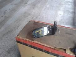 Зеркало заднего вида боковое. Toyota Caldina, ZZT241, ZZT241W