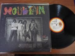 HARD! Маунтин / Mountain - Flowers Of Evil - 1971 - JP LP