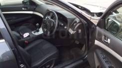 Интерьер. Nissan Skyline, V36