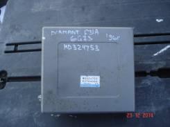 Блок управления двс. Mitsubishi Diamante, F31A Двигатель 6G73