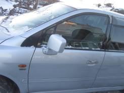Ручка двери внешняя. Mitsubishi Chariot Grandis, N84W Двигатель 4G64