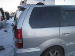 Стекло заднее. Mitsubishi Chariot Grandis, N84W Двигатель 4G64
