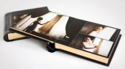 Изготовление фотокниг, фотоальбомов.