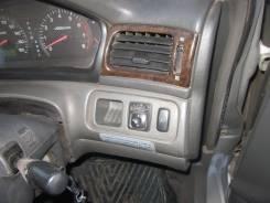 Блок управления зеркалами. Mitsubishi Chariot Grandis, N84W Двигатель 4G64
