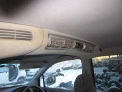 Блок управления климат-контролем. Mitsubishi Chariot Grandis, N84W Двигатель 4G64