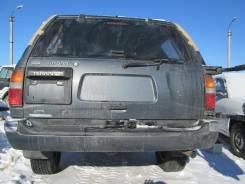 Дверь багажника. Nissan Terrano, PR50 Двигатель TD27ETI