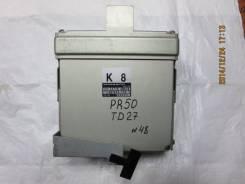 Блок управления двс. Nissan Terrano, PR50 Двигатели: TD27, TD27TI