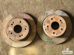 Диск тормозной. Honda Inspire, UA4, UA5, UA4UA5 Honda Saber, UA5, UA4 Двигатели: J32A, J25A, J25AJ32A