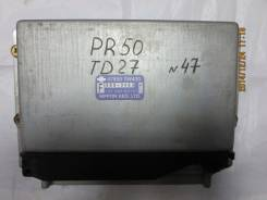 Блок управления двс. Nissan Terrano, LR50, PR50 Двигатели: TD27, VG33E, TD27TI