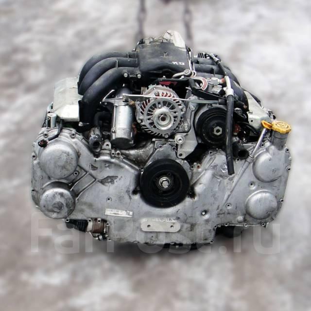 Контрактный б/у двигатель EZ36 на Subaru