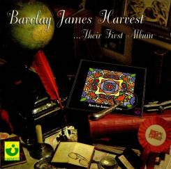 "CD Barclay James Harvest ""Barclay James Harvest"" 1970, Germany"