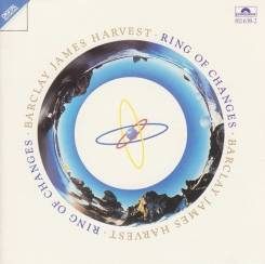 "CD Barclay James Harvest ""Ring of changes"" 1983, Germany"
