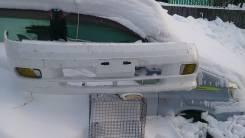 Бампер передний с туманками на серену
