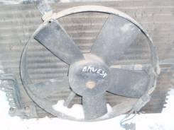 Вентилятор радиатора кондиционера. BMW 5-Series, E34, 34 Двигатель 50