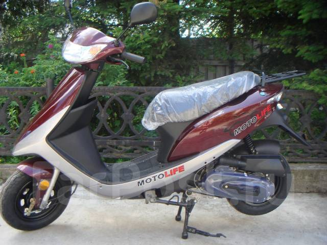 Honda Dio. 80 куб. см., исправен, птс, без пробега