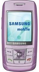 Samsung SGH-E250. Б/у