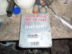 Коробка для блока efi. Toyota Platz, NCP12 Двигатель 1NZFE