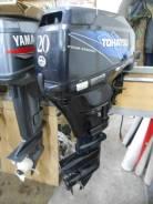 Tohatsu. 20,00л.с., 4-тактный, бензиновый, нога S (381 мм), Год: 2010 год