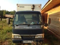 Isuzu Elf. Продам грузовой фургон, 4 777 куб. см., 2 000 кг.