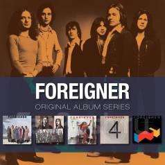 Foreigner - Original Album Series Box-Set (5 CD)