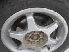 Диск тормозной. Toyota Carina, CT190 Двигатель 2C