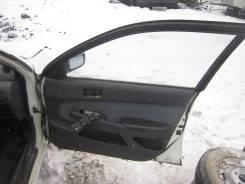 Обшивка двери. Toyota Carina, CT190 Двигатель 2C