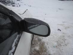 Зеркало заднего вида боковое. Toyota Carina, CT190 Двигатель 2C
