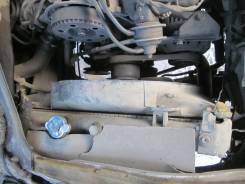 Радиатор охлаждения двигателя. Ford Spectron, SSE8WF Mazda Ford Spectron, SSE8WF Двигатель F8