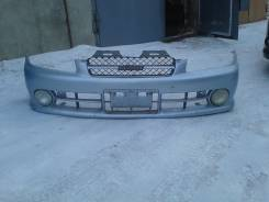 Бампер. Toyota Starlet, EP91 Двигатель 4EFTE